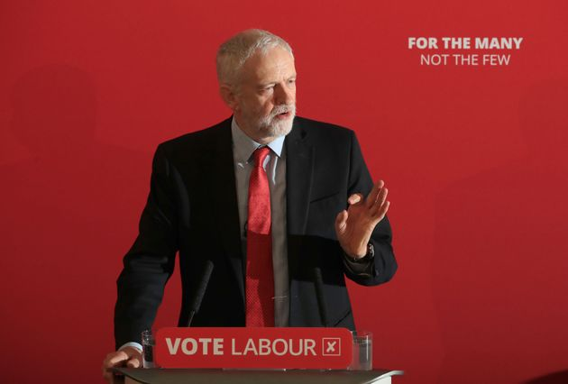 Jeremy Corbyn Admits 'Regret' After Appearing To Defend Anti-Semitic