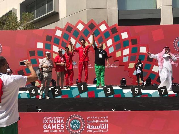Les sportifs marocains déficients intellectuels décrochent 37 médailles aux Special Olympics MENA