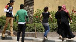 """Au Maroc, le collectif """"Zanka bla violence"""" lutte contre le harcèlement de rue à travers l'art"""