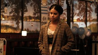 "ATLANTA Robbin' Season -- ""Helen"" -- Season Two, Episode 4 (Airs Thursday, March 22, 10:00 p.m. e/p) Pictured: Zazie Beetz as Van. CR: Guy D'Alema/FX"
