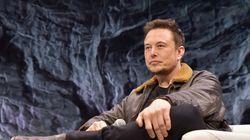 Ο Elon Musk διέγραψε τη σελίδα του SpaceX στο