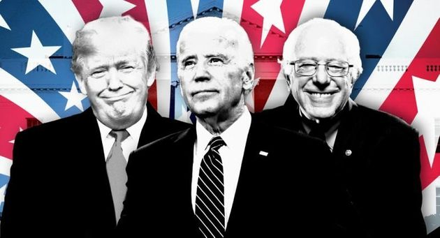 Too Old For 2020 Trump Biden Bernie And The Politics Of Age Huffpost