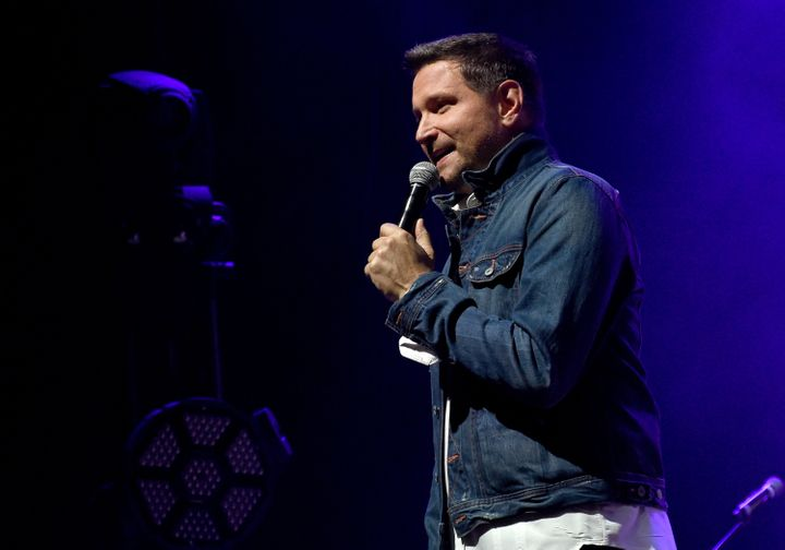 "Ty Herndon came out as gay in 2014 — these days, he says he's starting to see ""two cowboy hats two-stepping together"" m"