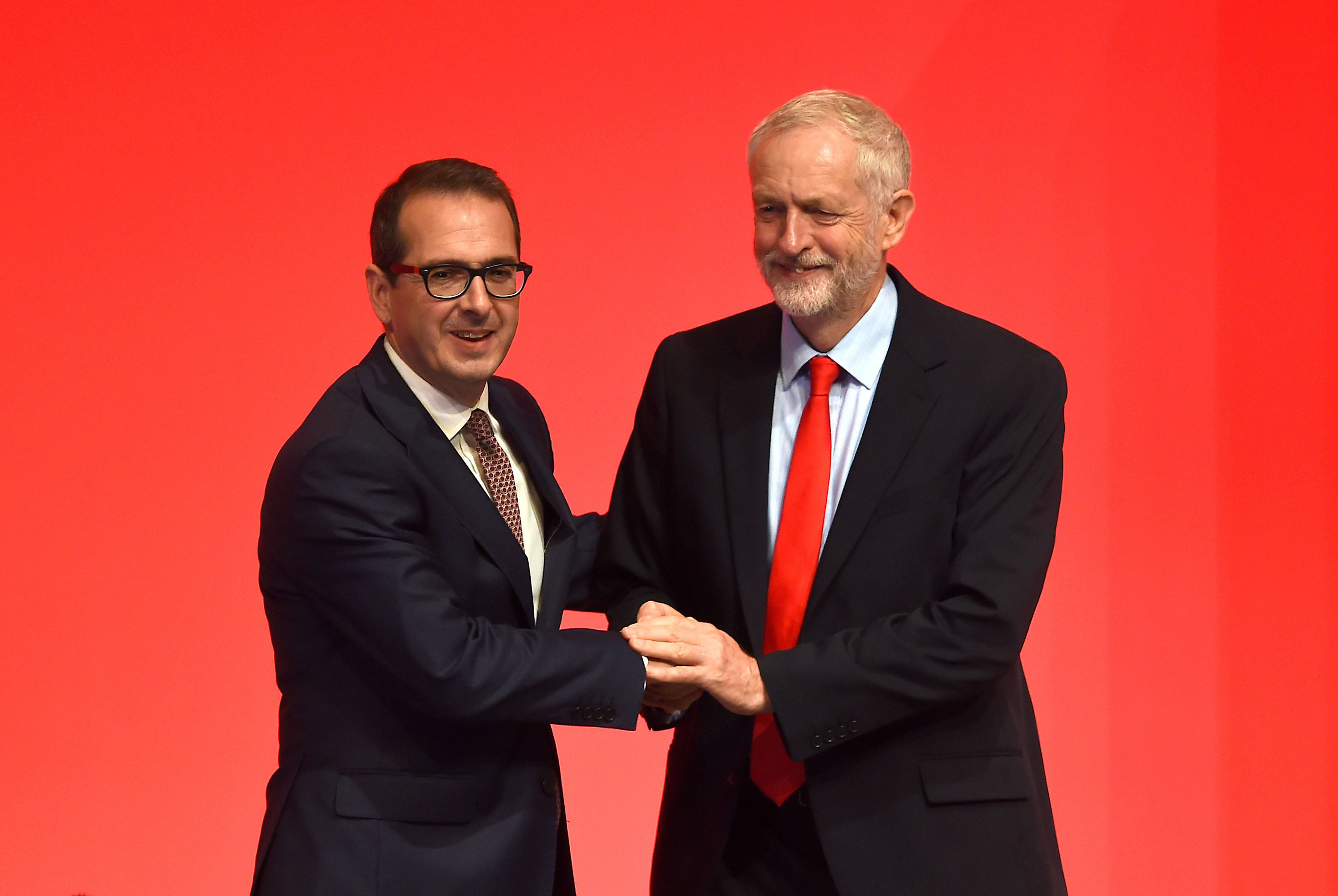 Labour At War As Owen Smith Sacked from Shadow Cabinet Over Brexit