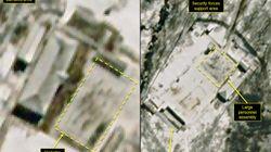 북한 핵실험장 움직임이 둔화된 것