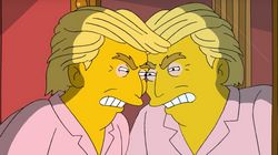 Donald Trump Gets Brutally Honest With Himself In New 'The Simpsons'