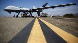 Αμερικάνικα drones στη βάση της