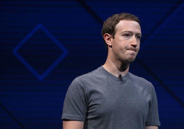 Für ihn ist es derzeit mehr als kompliziert: Facebook-Gründer Mark