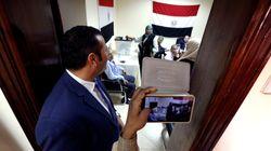 Les Egyptiens votent, réélection assurée pour