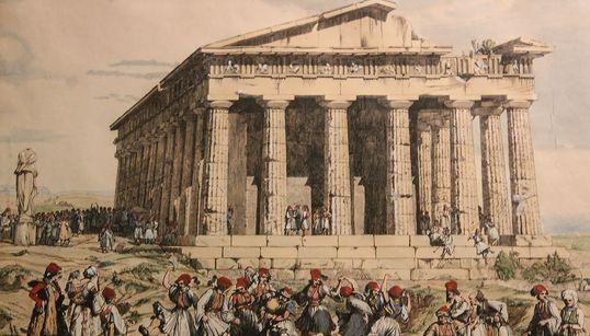Η Αθήνα μετά την Επανάσταση του