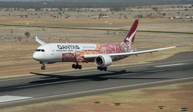 Premier vol direct entre l'Australie et