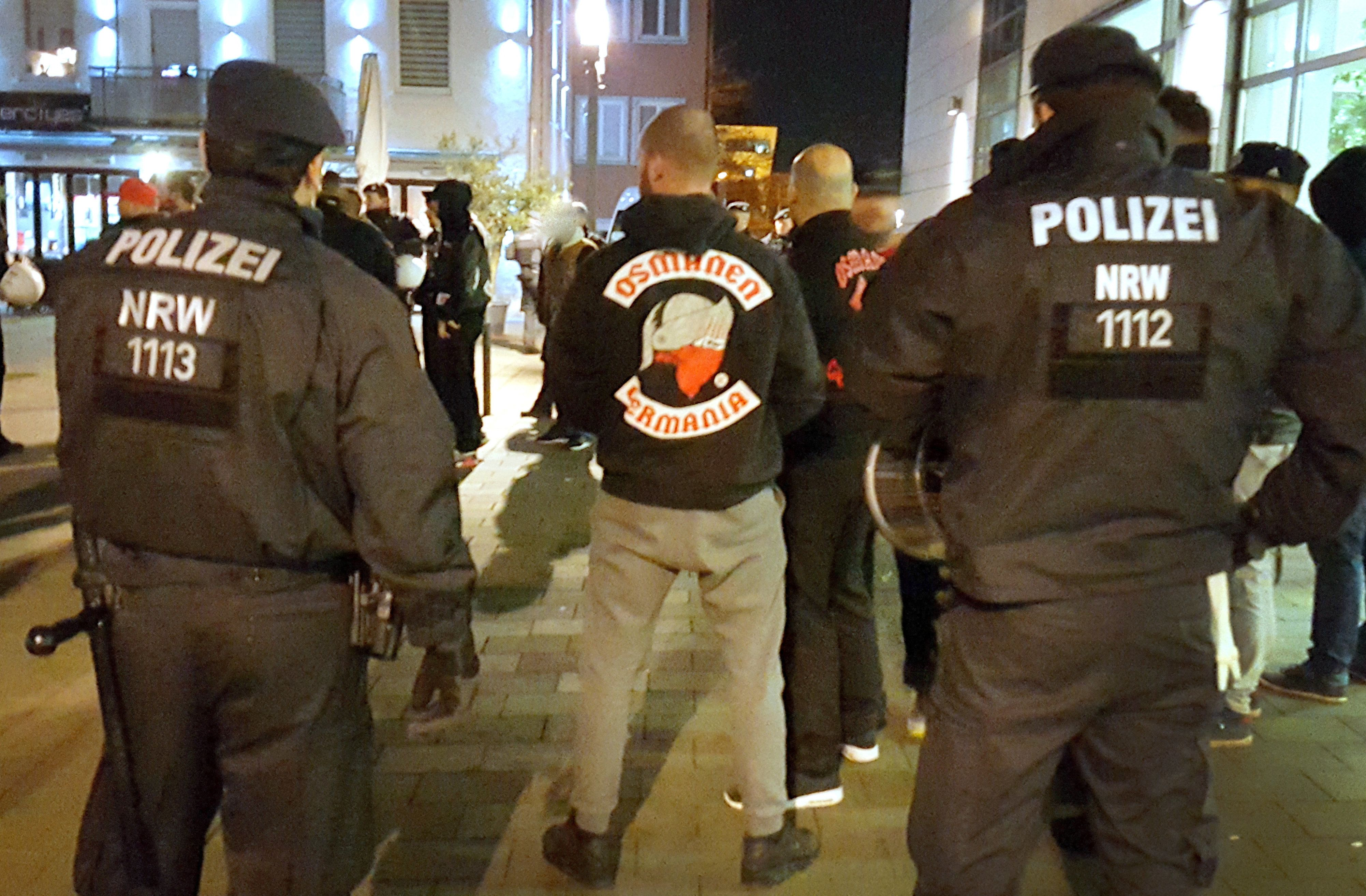 Prozessbeginn in Stuttgart: So gefährlich ist die Rocker-Gang
