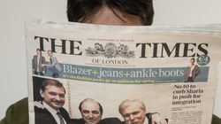 Απελάθηκε η ανταποκρίτρια της εφημερίδας The Times στην