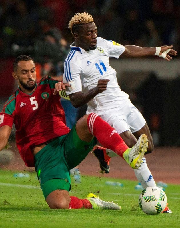 Rencontre Maroc-Gabon,le 7 octobre