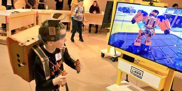 Nintendo Labo, une révolution ludique en version