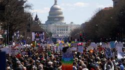 Massenproteste gegen Waffengewalt in den USA: