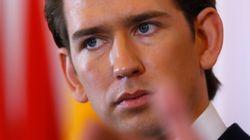 Österreichs Kanzler will noch härteren Asyl-Kurs und lobt Minister