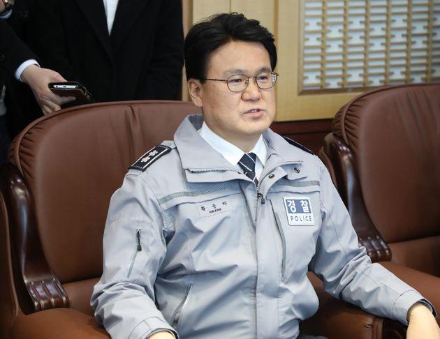 자유한국당의 '미친개' 발언에 울산경찰청장이 반박에