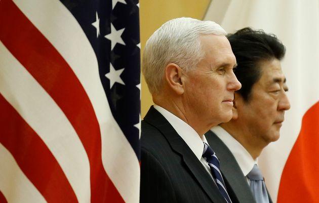 일본이 미국에 '북·미 정상회담' 개최 조건을 요구하고