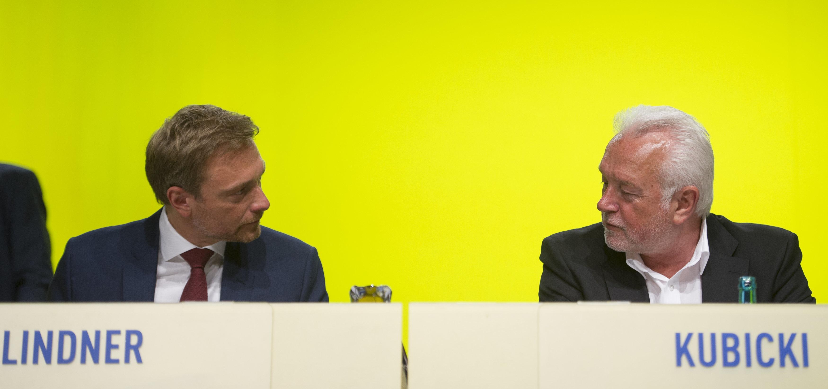 Streit um Russland-Sanktionen: FDP-Chef Lindner stellt sich gegen