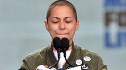 Quälendes Schweigen: Der emotionale Auftritt von Emma Gonzalez bei den Anti-Waffen-Protesten