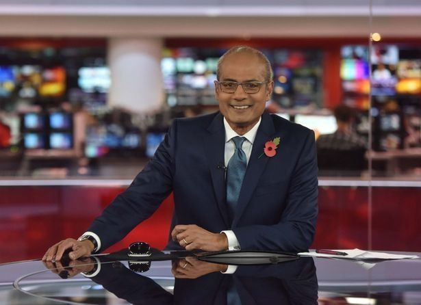 BBC Newsreader George Alagiah: 'My Bowel Cancer Could Have Been Caught Earlier If I Was Tested In