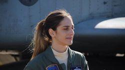 Αχιλλεία Γεωργακίλα: Η πιλότος μαχητικού που εντυπωσίασε Αμερικανούς και Ισραηλινούς συναδέλφους της, στον