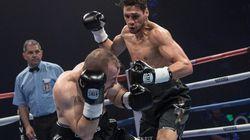 Le boxeur marocain Ahmed El Mousaoui remporte son premier combat de la saison