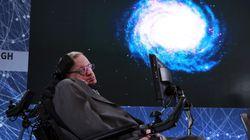Stephen Hawking vu par les