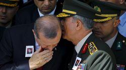 Ερντογάν: Επόμενος στόχος της στρατιωτικής επιχείρησης στη Συρία η Ταλ