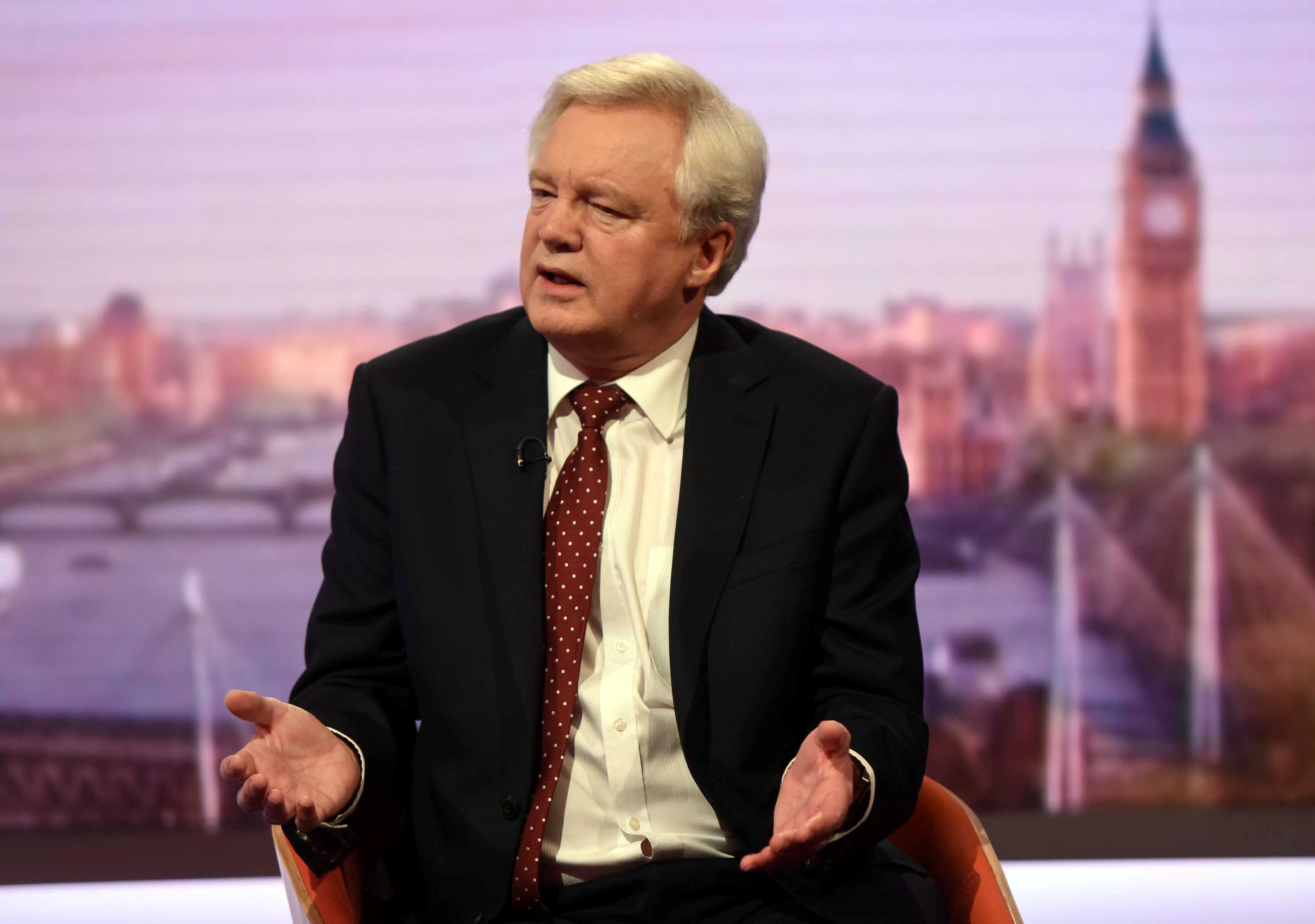 Sunday Shows Round-Up: Vote Leave On The Ropes, Michael Sheen And David Davis' Sick