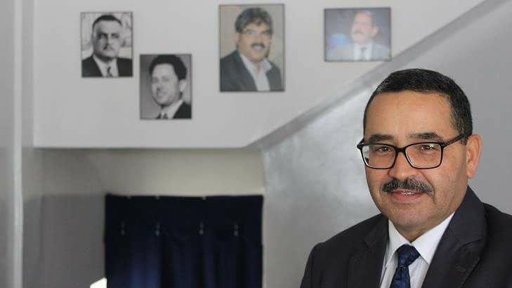 Zouhaier Hamdi réélu secrétaire général du Courant