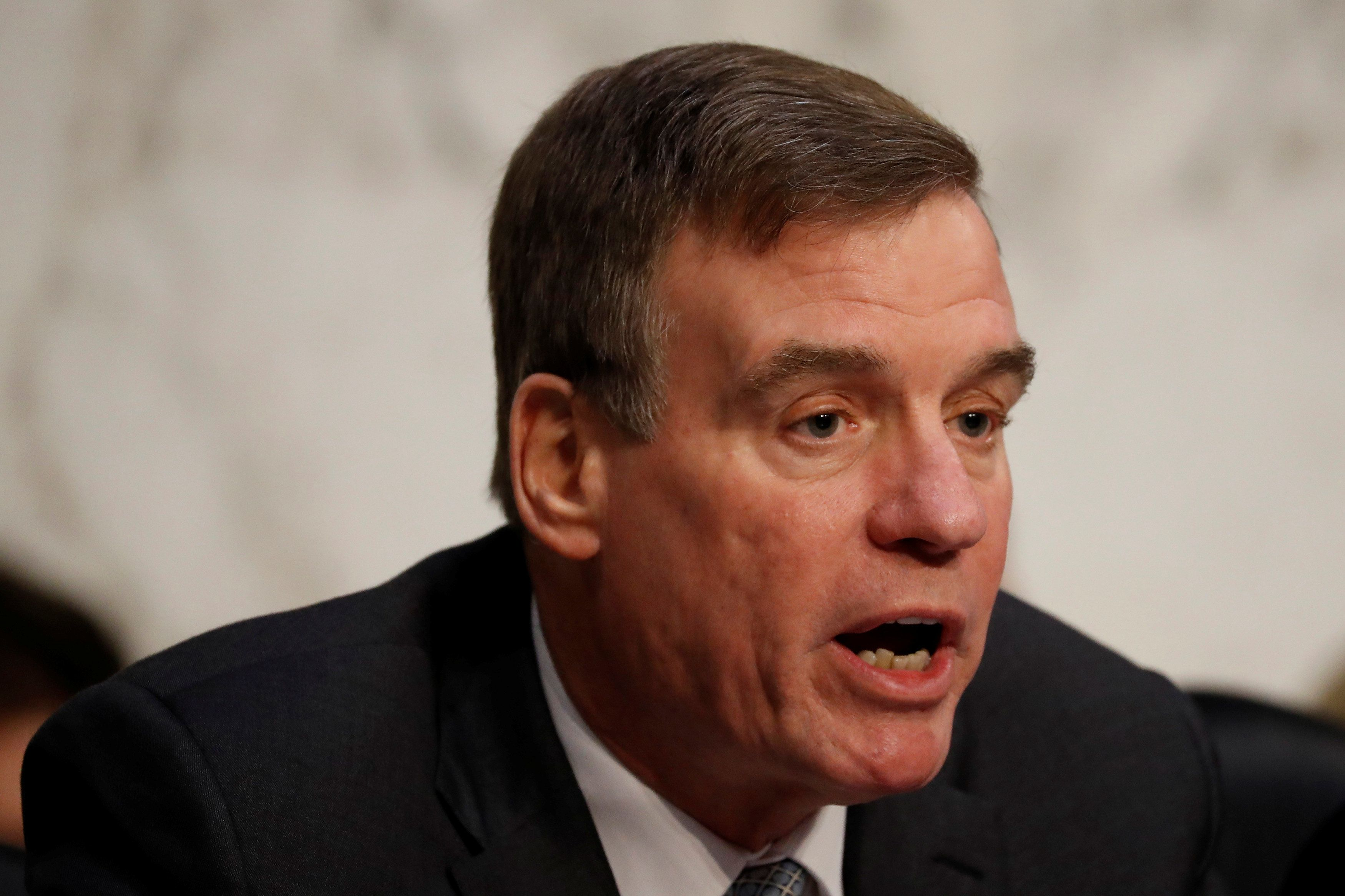 Mark Warner says Mark Zuckerberg needs to testify: 'He can't send staff'