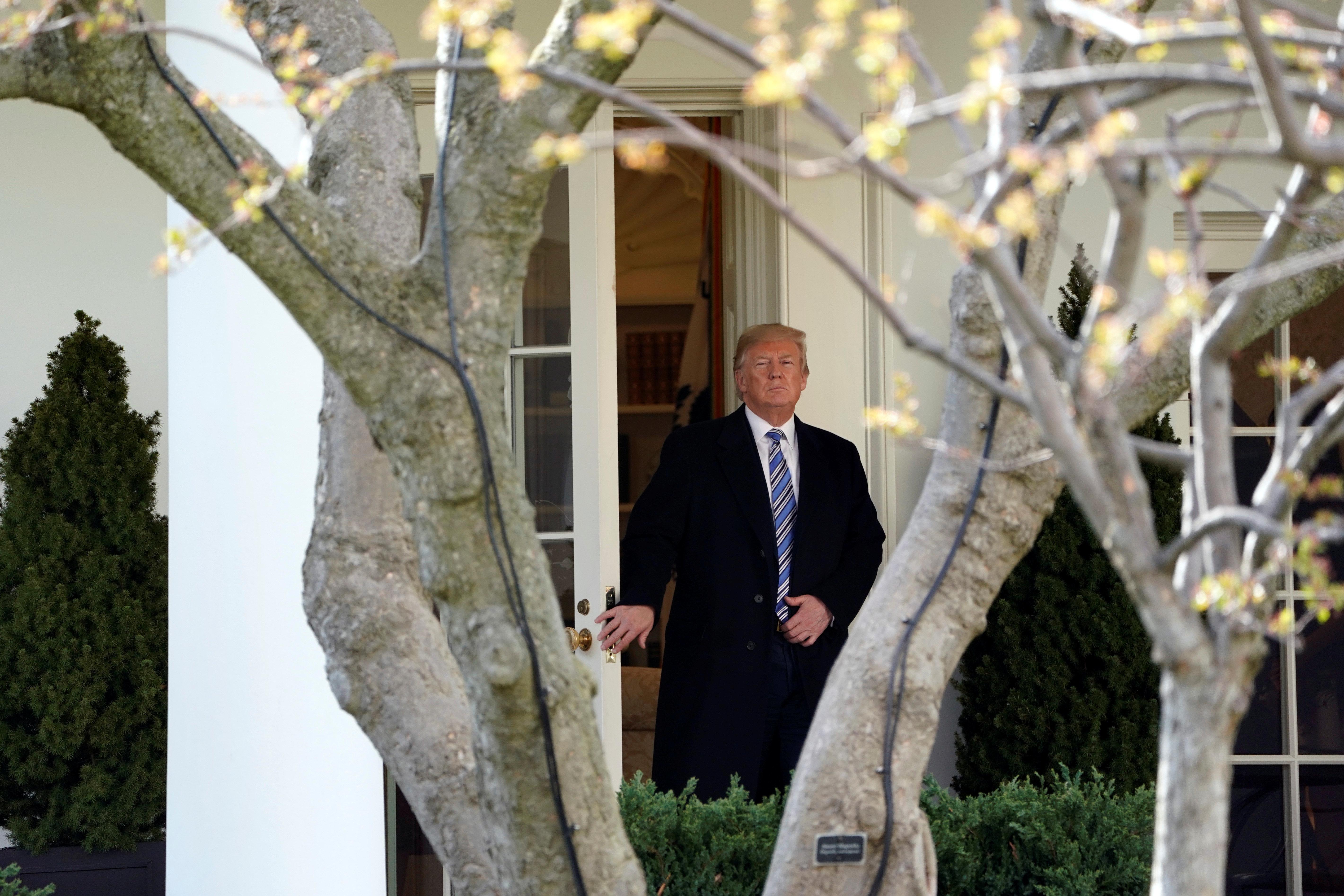 Trumps Leibarzt wird neuer Veteranenminister