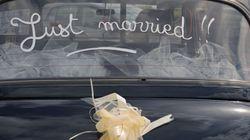 Hochzeit in Lübeck: Beim Auto-Korso eskaliert die Lage