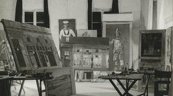 Γιάννης Τσαρούχης. Ξανανοίγει το Σπίτι, Εργαστήριο και Μουσείο στο