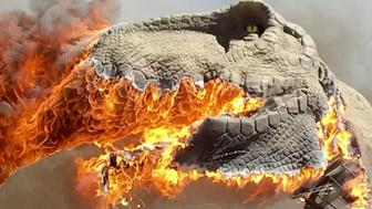 Dinosaur Fire
