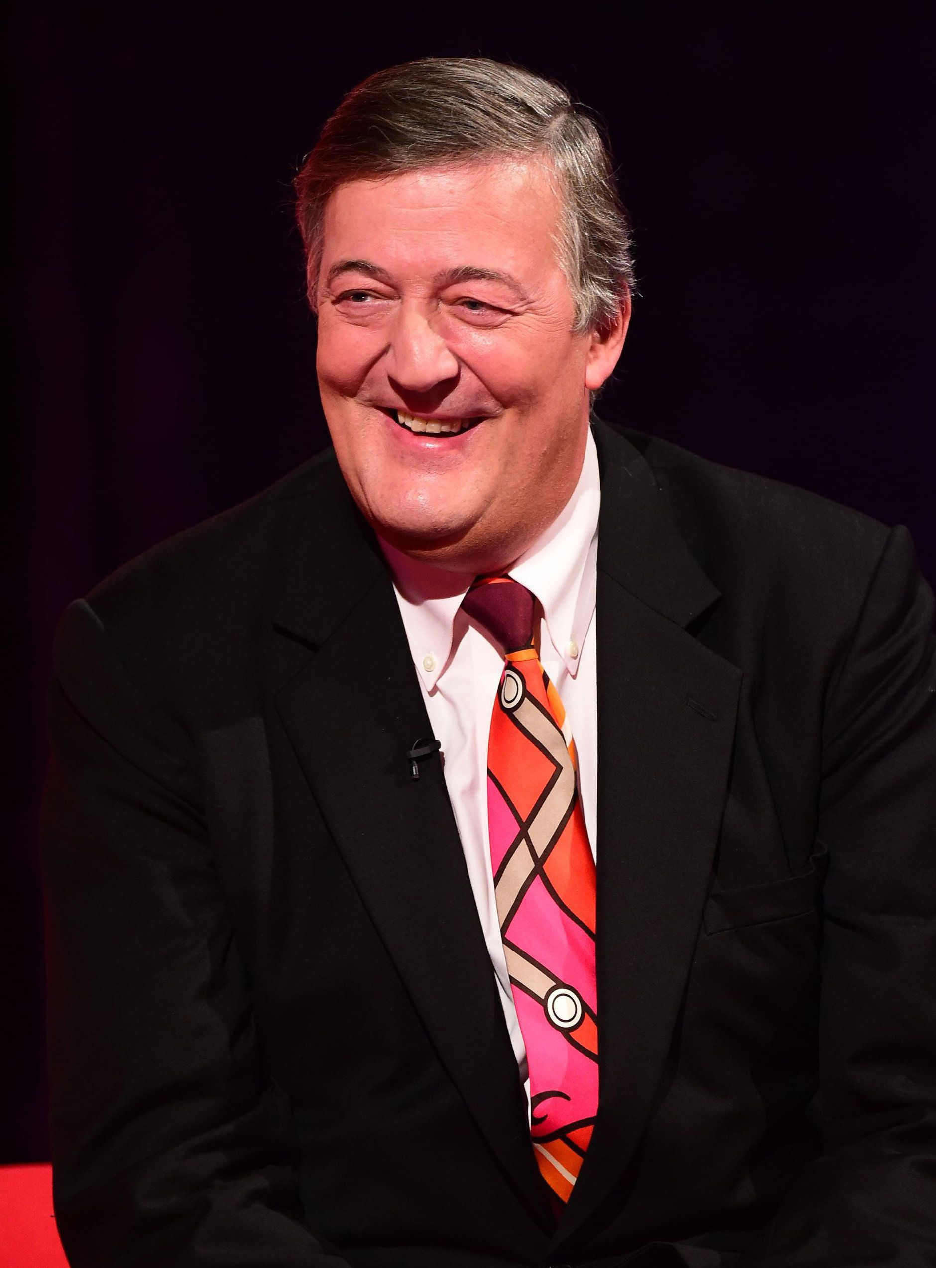 Stephen Fry Admits He Fears Becoming 'Professionally Mentally Unstable' As He Opens Up About