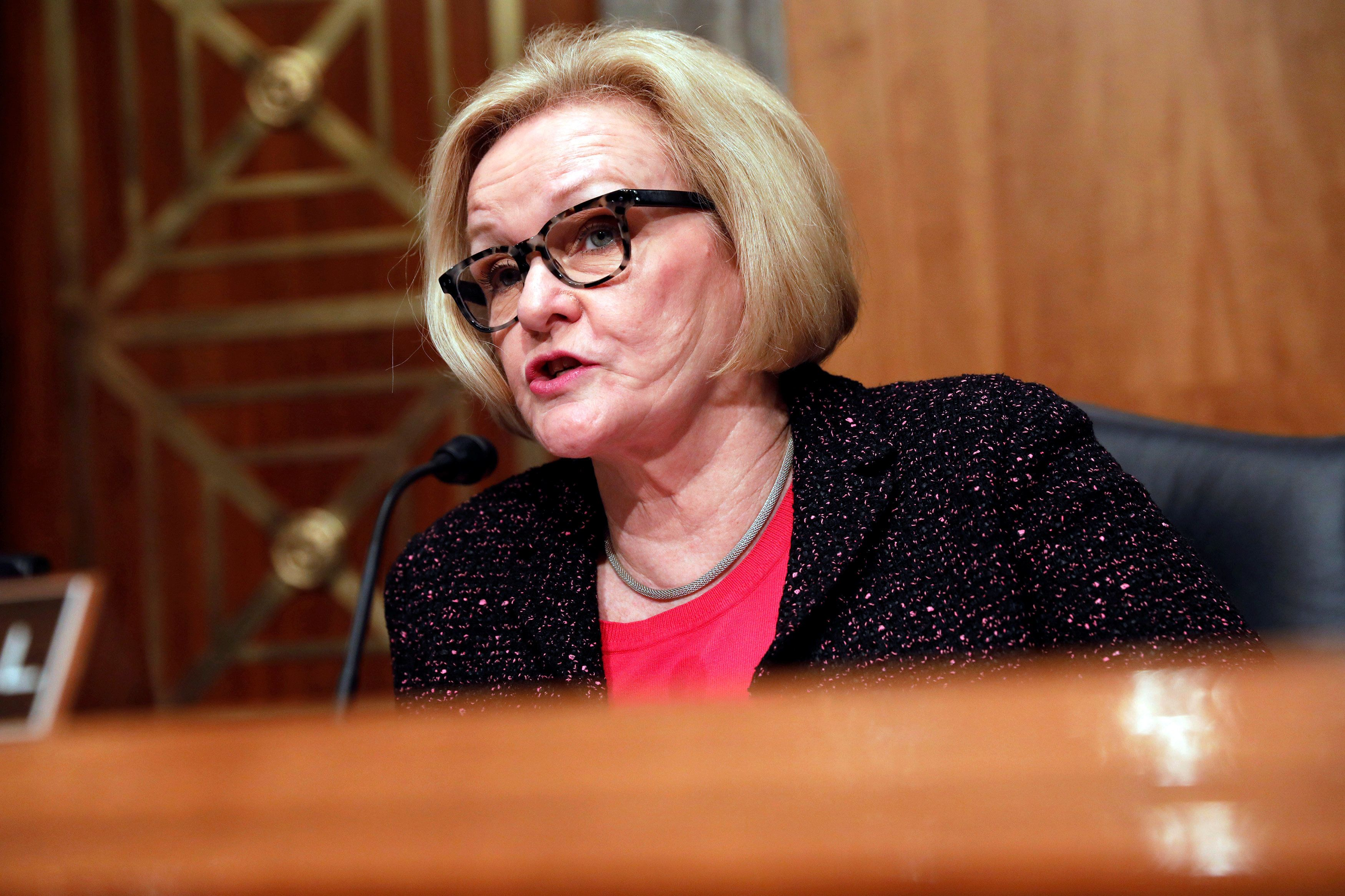 Sen. Claire McCaskill Chastises Hillary Clinton: Be 'More Careful' When Talking About Trump Voters