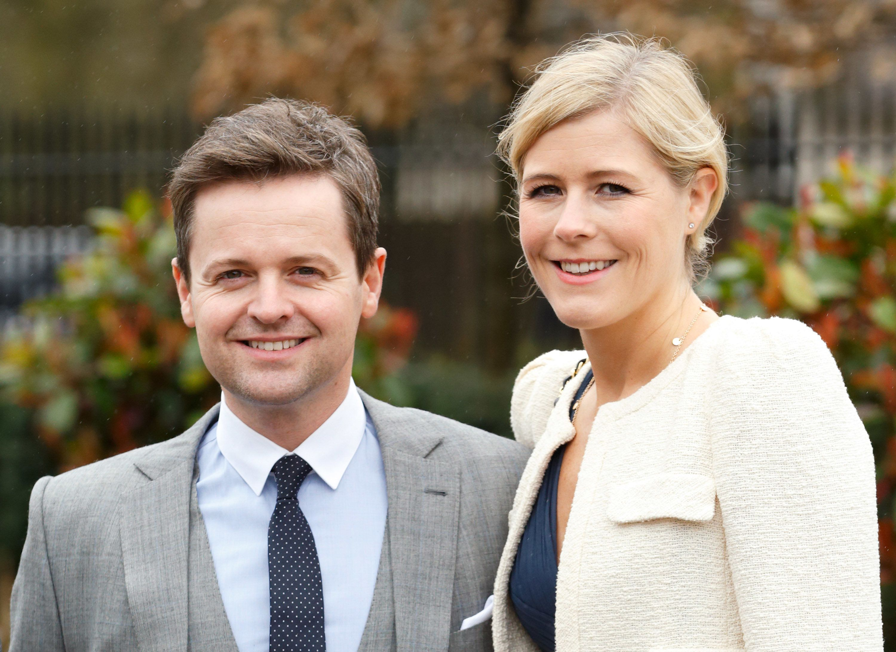 Declan Donnelly Reveals Wife Ali Astall Is Pregnant With Their First Child