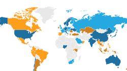 Αυτές είναι οι πιο φιλόξενες χώρες για ξένους. Οριακά φιλική η Ελλάδα στην 32η