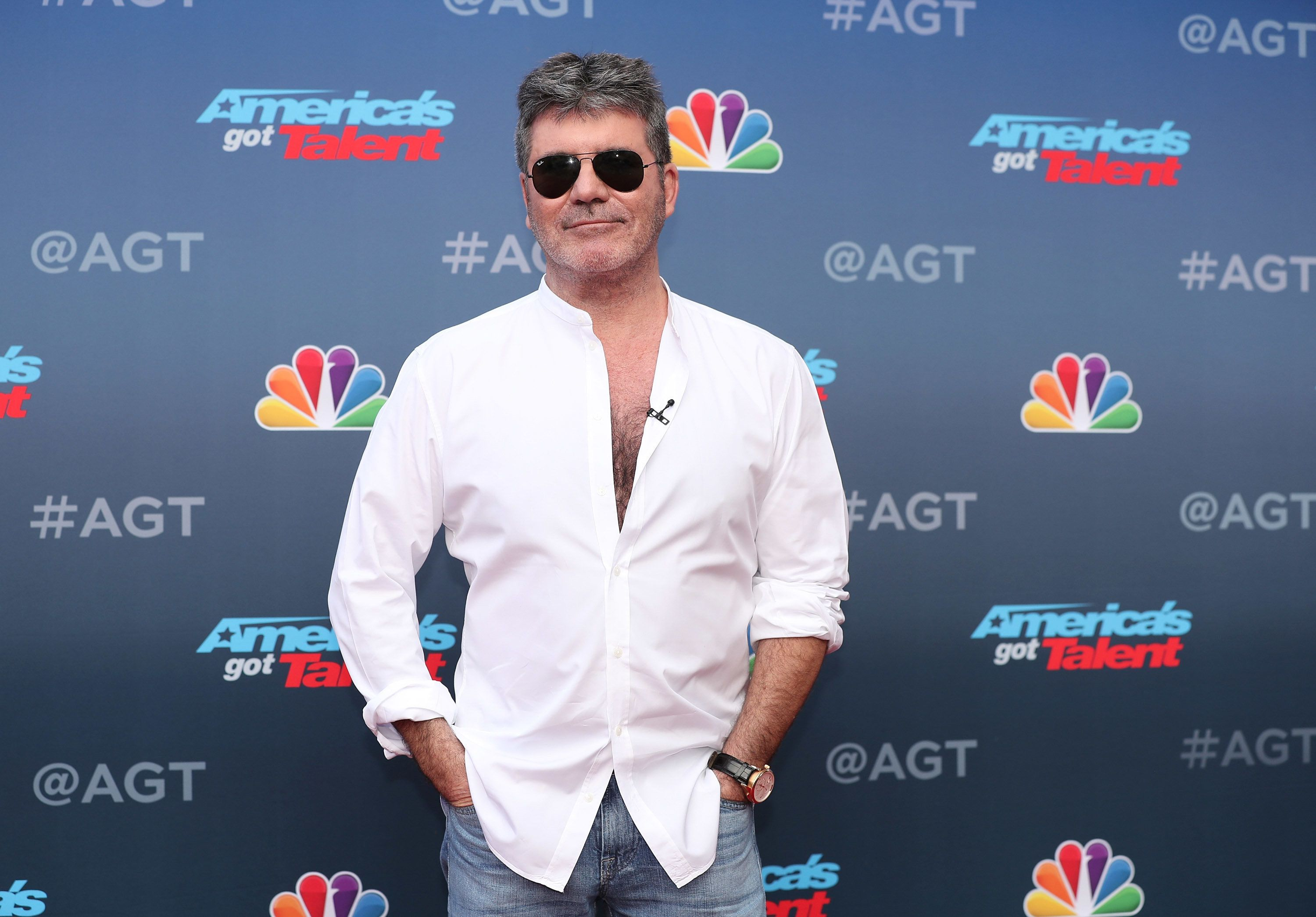 Simon Cowell Makes The Jump To BBC For His Latest TV Project, 'The Greatest