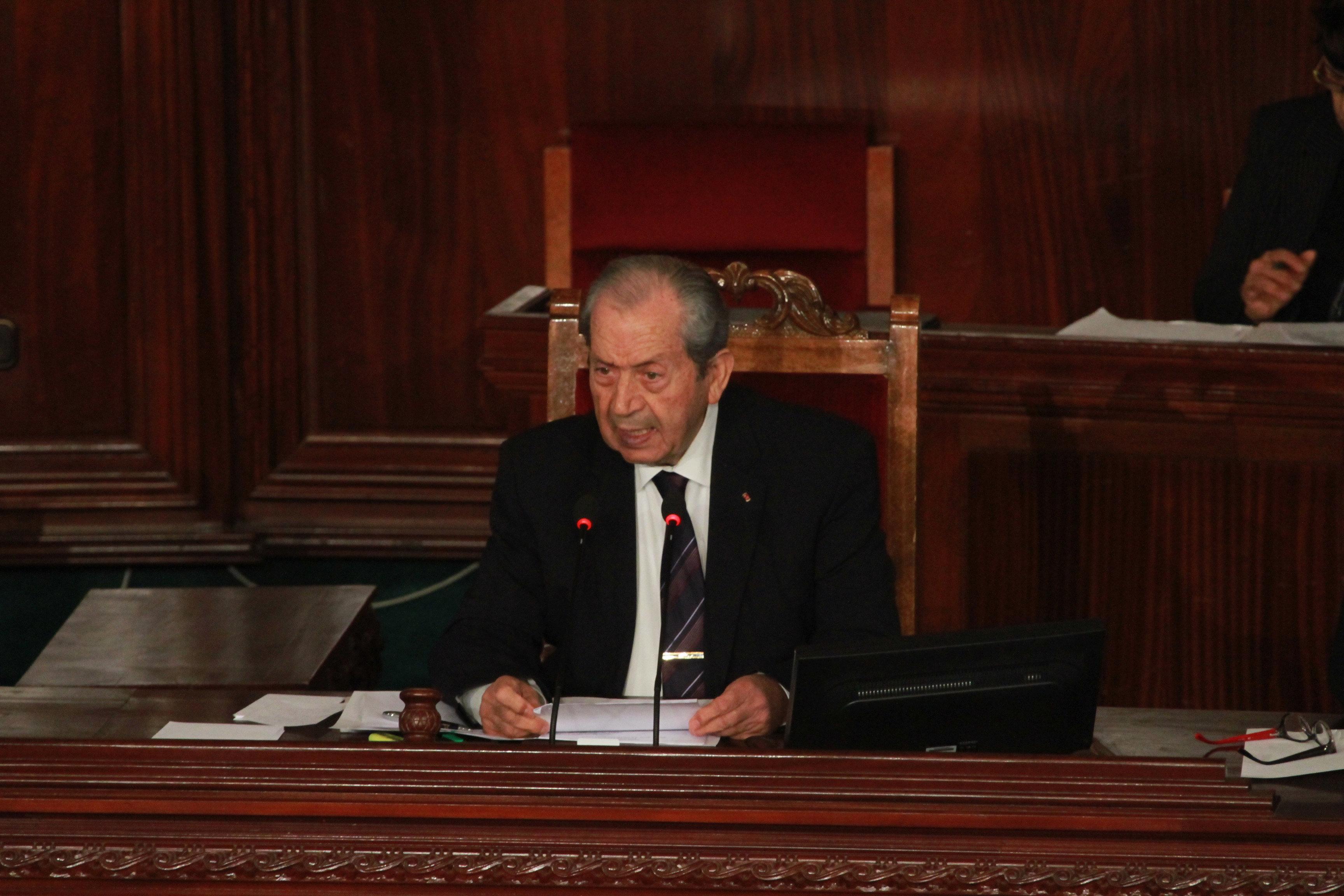 Des députés réclament le retrait de confiance au président de l'Assemblée Mohamed