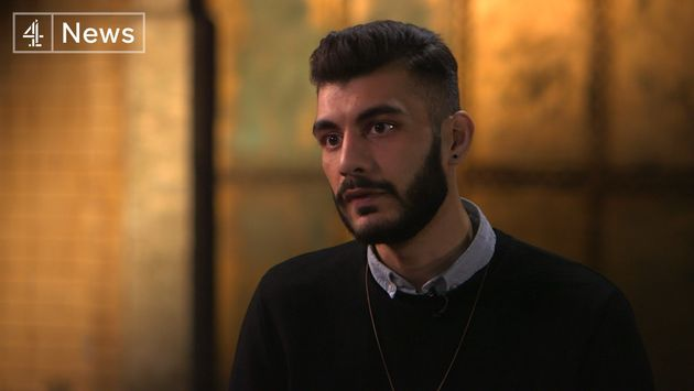 Shahmir Sanni told Channel 4 News he had knowledge of alleged campaign finance fraud while he worked...