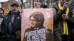 Την παράταση της κράτησης του Πουτζντεμόν αποφάσισε γερμανικό
