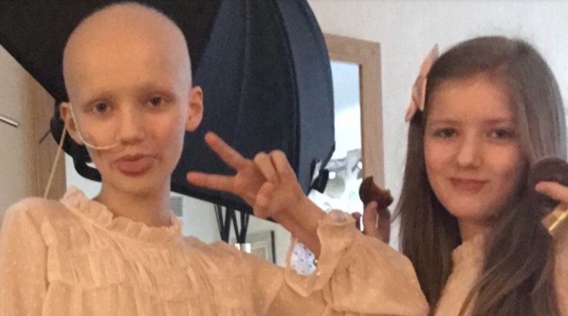 Mädchen zeigt Krebs-Symptome – dann entdecken Ärzte die Erkrankung bei seinem Zwilling