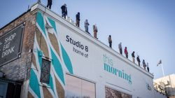 'This Morning' Installs 84 Powerful Sculptures On ITV Roof To Raise Awareness Of Male