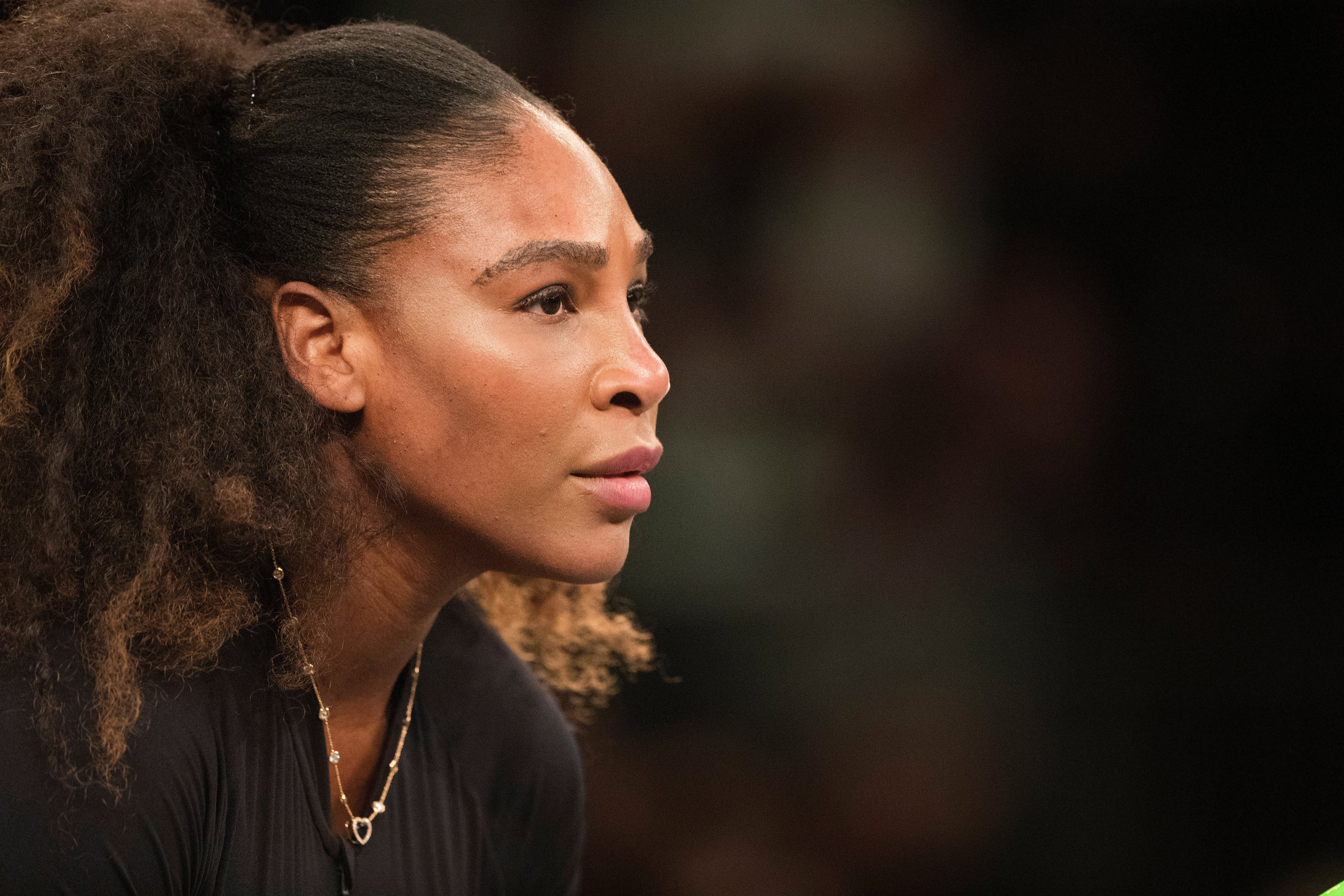 """""""Being Serena,"""" a new five-part HBO series about tennis superstar Serena Williams, premieres on May 2."""