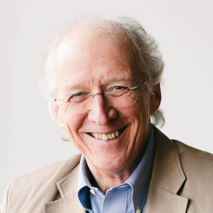 John Piper is a Baptist pastor and author, and the chancellor of Bethlehem College & Seminary in Minneapolis.