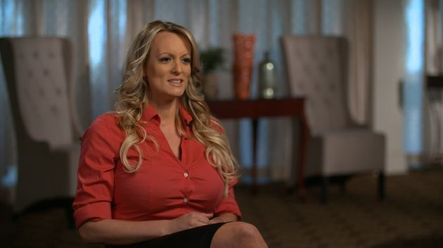 Stormy Daniels sat down with Anderson Cooper on Sunday night to talk about an affair she says she had...